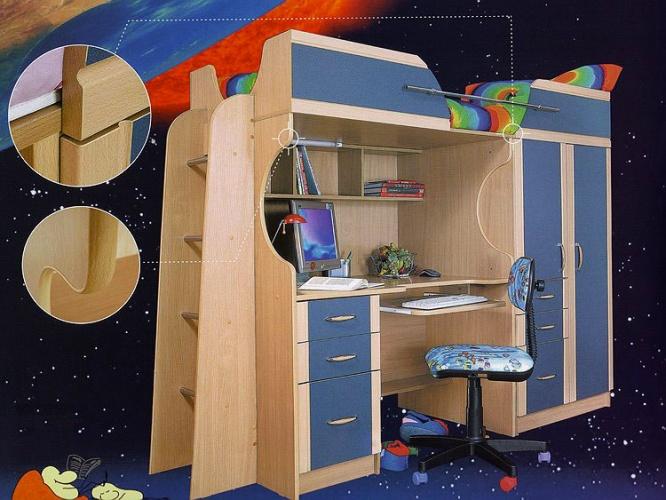 Детская мебель в иркутске фото