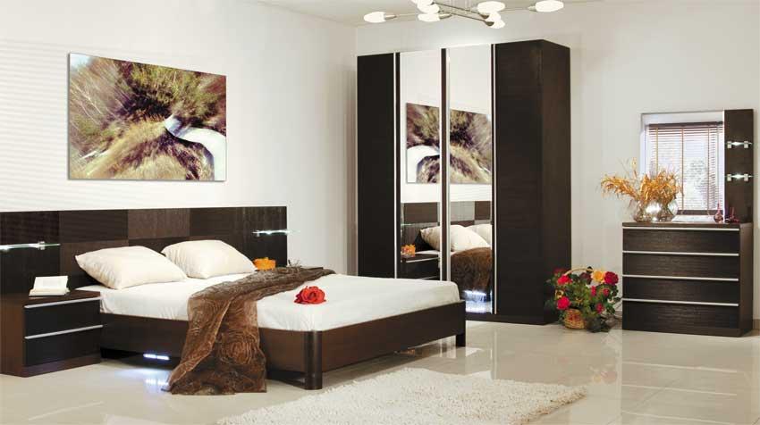 Мебель для спальных комнат в